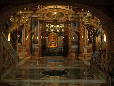 Giubileo della misericordia - Tomba di San pietro