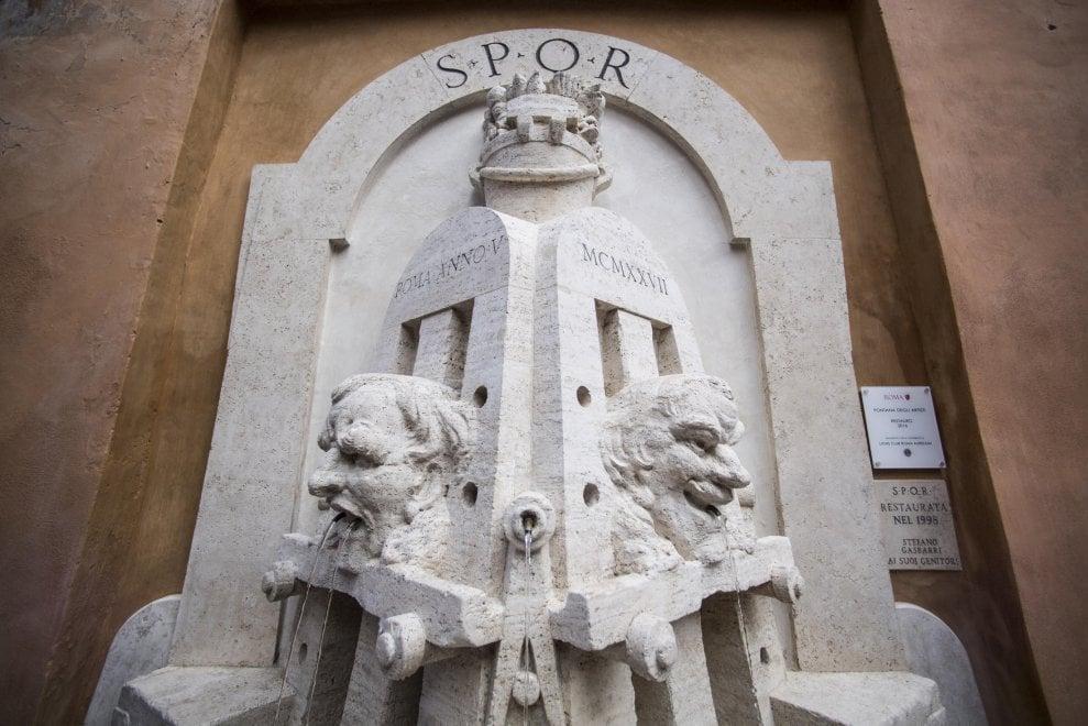 TRIPPLUS_LE FONTANE INEDITE DI ROMA (foto)